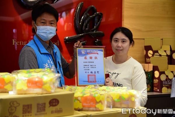 傳承3代百年老店!花蓮豐興餅舖捐千條爆漿檸檬吐司做公益 | ETtoda
