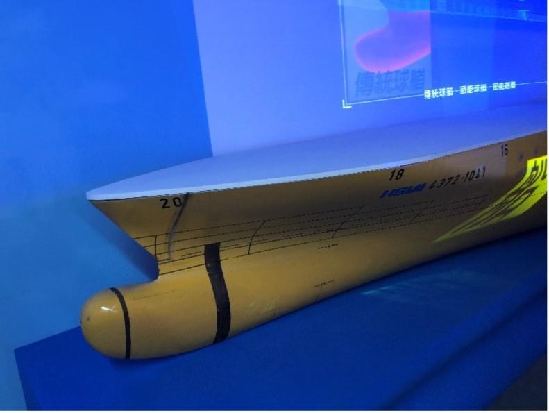 國艦國造,船模,國家海洋研究院,海洋委員會,興達港,流體力學,潛艦,超級電腦
