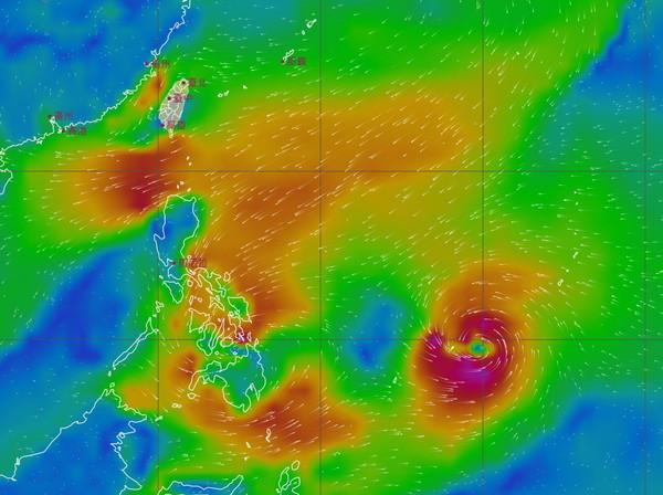 恐「大型颱風」!最快生成時間曝 下波變天狂降10度轉雨
