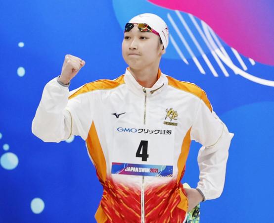 池江璃花子入選日本東奧游泳代表大名單 有可能挑戰四個項目