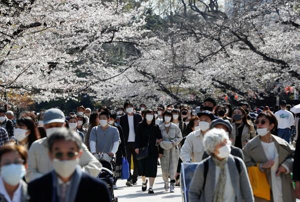 變種病毒成主流!大阪、東京、沖繩確診數遽增 釀第4波疫情