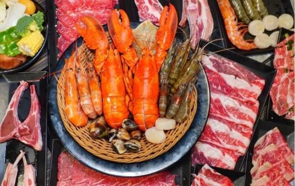 痛風也甘願!台南最狂龍蝦和牛吃到飽 還有戰斧豬排無限供應 | ETtod
