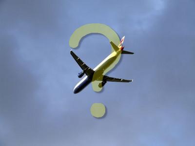 升空後發現機翼變這樣,心臟快停了..