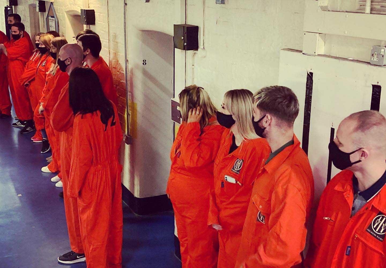 ▲▼  監獄密室逃脫 。(圖/翻攝自shrewsburyprison.com)