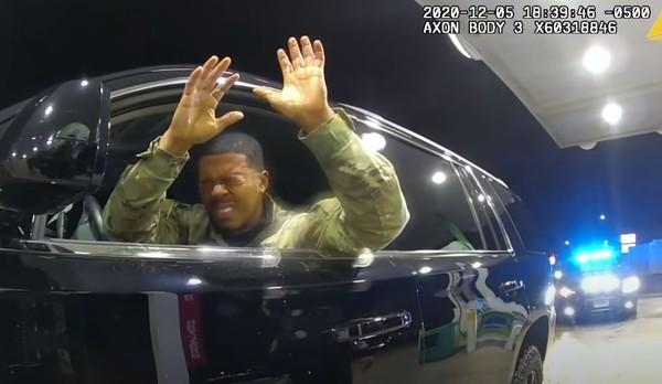 非裔軍官遭違法逮捕 少尉悲憤:我在為國家效力,你們就這樣對我