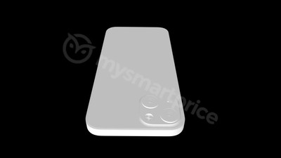鏡頭改「斜線排列」、瀏海也縮小! 外媒曝iPhone 13模型渲染圖