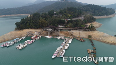 全台水庫降雨總效益達1.9億噸水 周末進帳二周用水量
