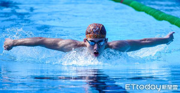 「台灣蝶王」王冠閎首次奧運瞄準8強 5月全大運驗收成果