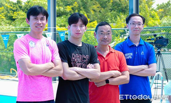 「台灣蝶王」王冠閎超愛籃球 奧運最期待看到NBA球員