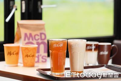 麥當勞McCafé再揪蜜蜂工坊推3款新品!網友期待爆棚:就是要享受「攪拌真蜂蜜」手感