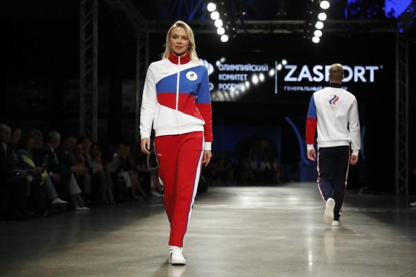 俄羅斯遭禁賽國旗消失 東奧團服只能以白藍紅取代