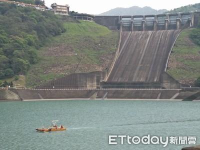 雨神來了「62萬噸水進帳!」 水利署:相當於新竹1天用水量