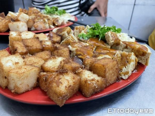 台東人帶路!吃爆3大在地私藏美食 超脆臭豆腐+蘿蔔糕咬下狂噴汁 | ET