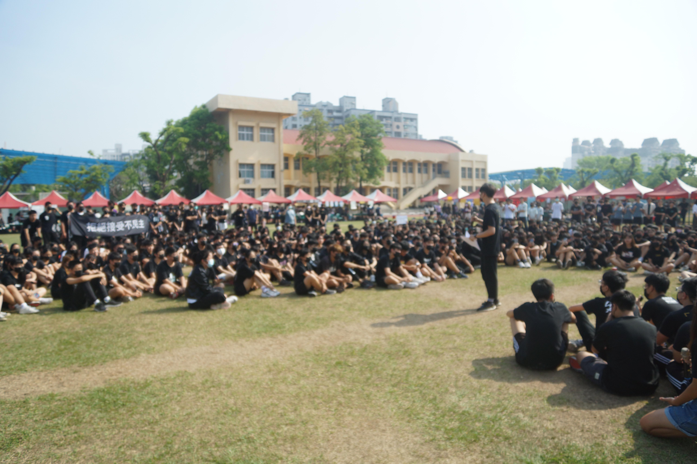 鳳山高中,民主,校慶,園遊會,防疫,抗議,師生衝突,跨年,媽祖繞境,教育,法律,大型活動