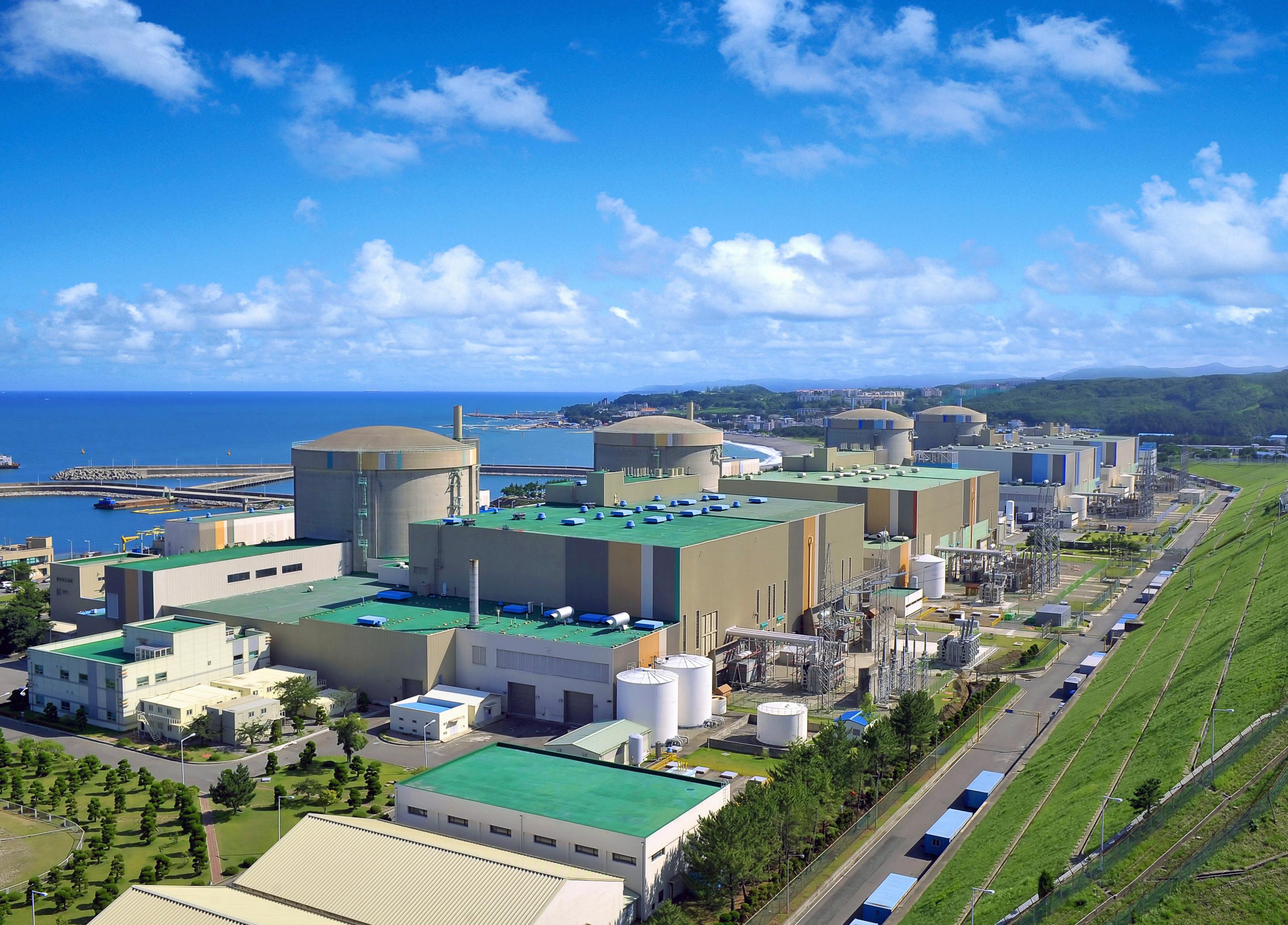 ▲▼南韓記者表示,其實南韓月城核電廠也會將含有氚的廢水排入海洋。(圖/翻攝自維基百科)