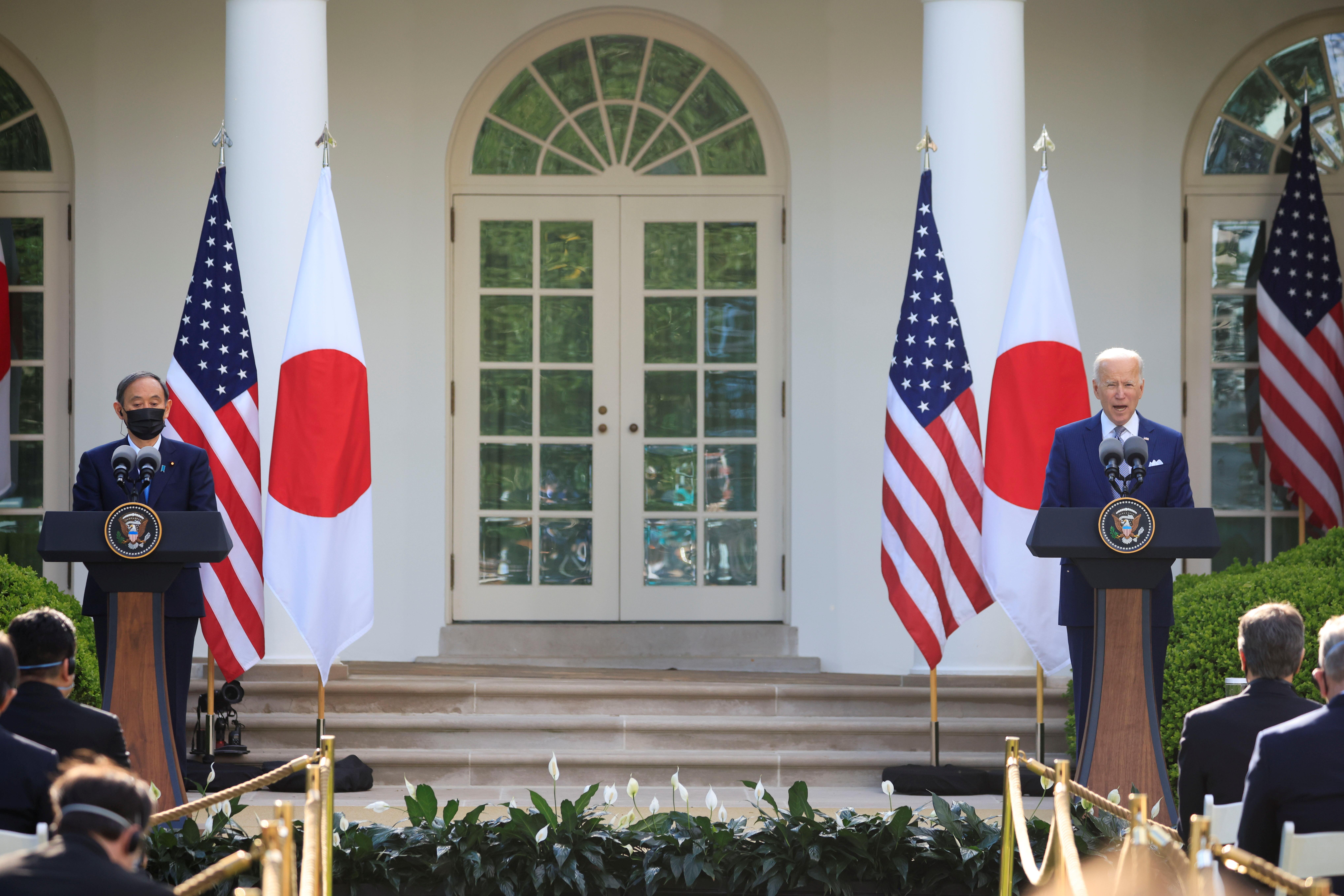 戰略清晰,戰略模糊,美日聯合聲明,兩岸情勢,兩岸關係,中國模式,全球化,修昔底德陷阱,貿易戰,美中關係
