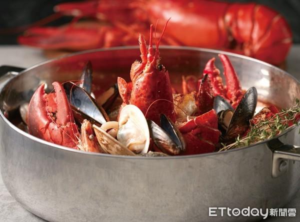 從漁夫鍋吃到歐風焗烤口味 這4家Buffet都可以「龍蝦無限續點」 |