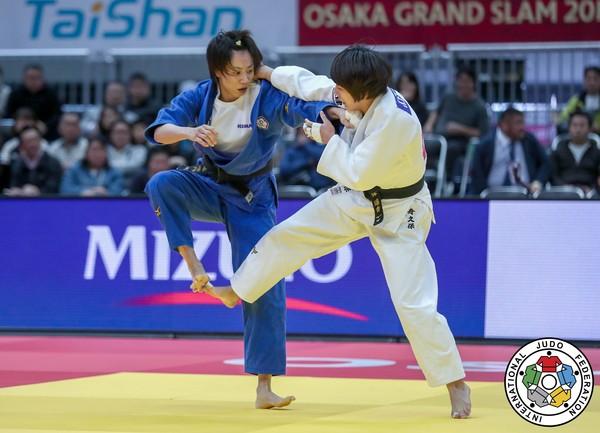 東京奧運柔道在武道館比 連珍羚:奪金會讓我永生難忘
