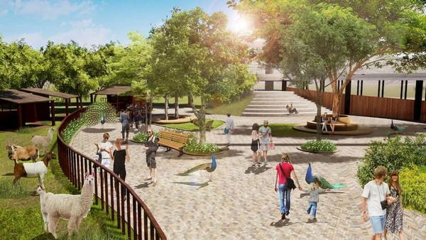 高雄又有最新動物園!「4大園區」2023年啟用 還能玩飛越叢林設施 |