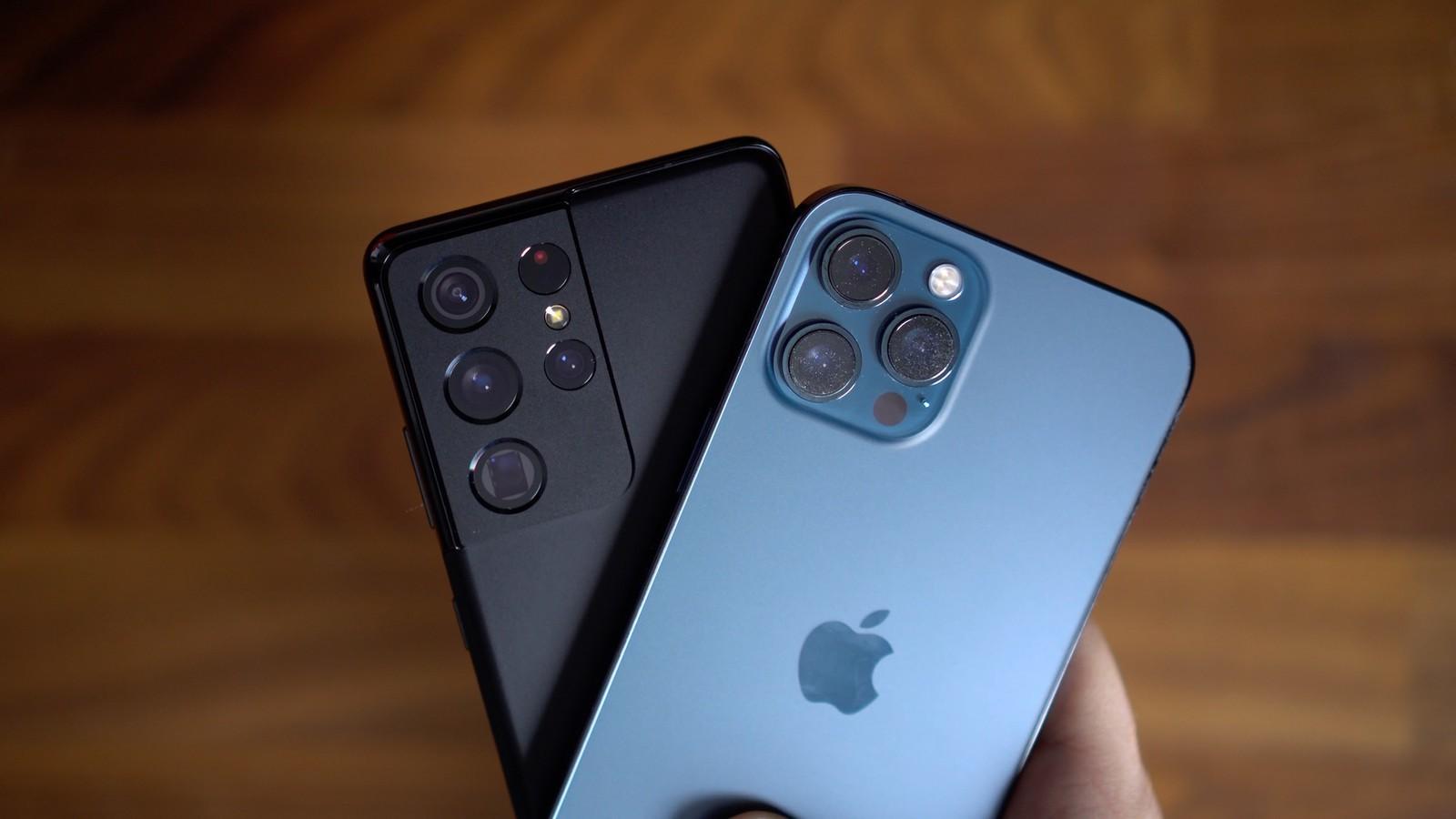 ▲▼配有光學雷達的iPhone 12 Pro 。(圖/取自macrumors)
