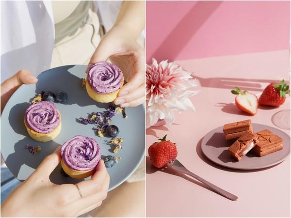 超夢幻玫瑰甜點、焦糖奶油餅乾快閃信義 限時好物吃起來! | ET Fas