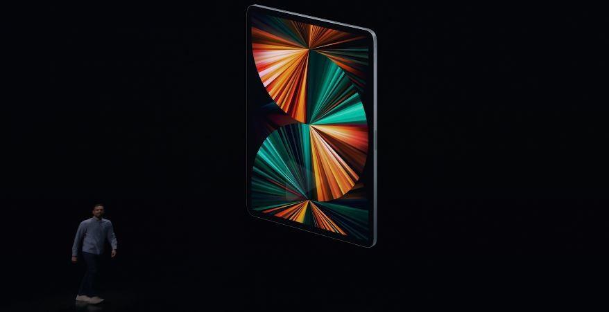 ▲蘋果推出新iPad Pro。(圖/蘋果)