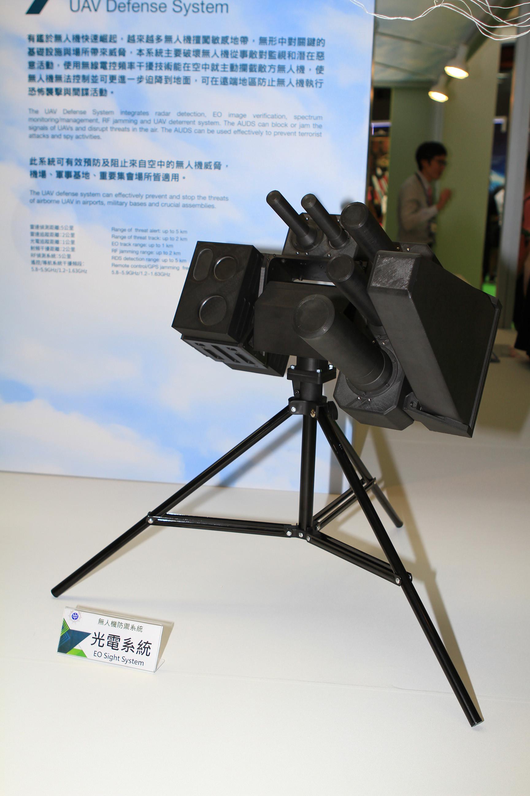解放軍,無人機,國軍,中科院,台北航太展,防空飛彈