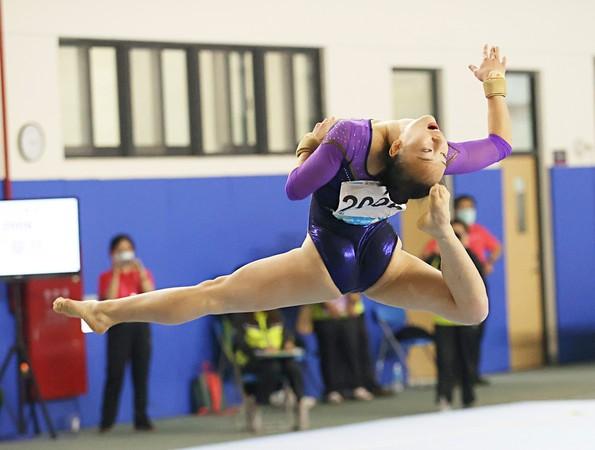 「奧運選手」光環是榮幸 體操丁華恬力拚東奧平衡木決賽