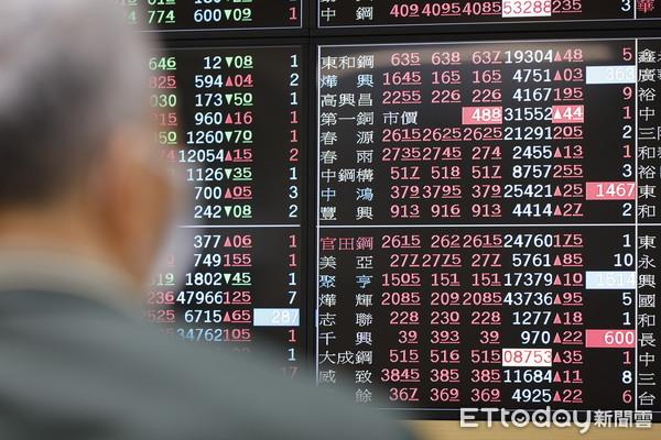 快訊/台股漲近200點!台積電止跌回穩 高端漲近1%