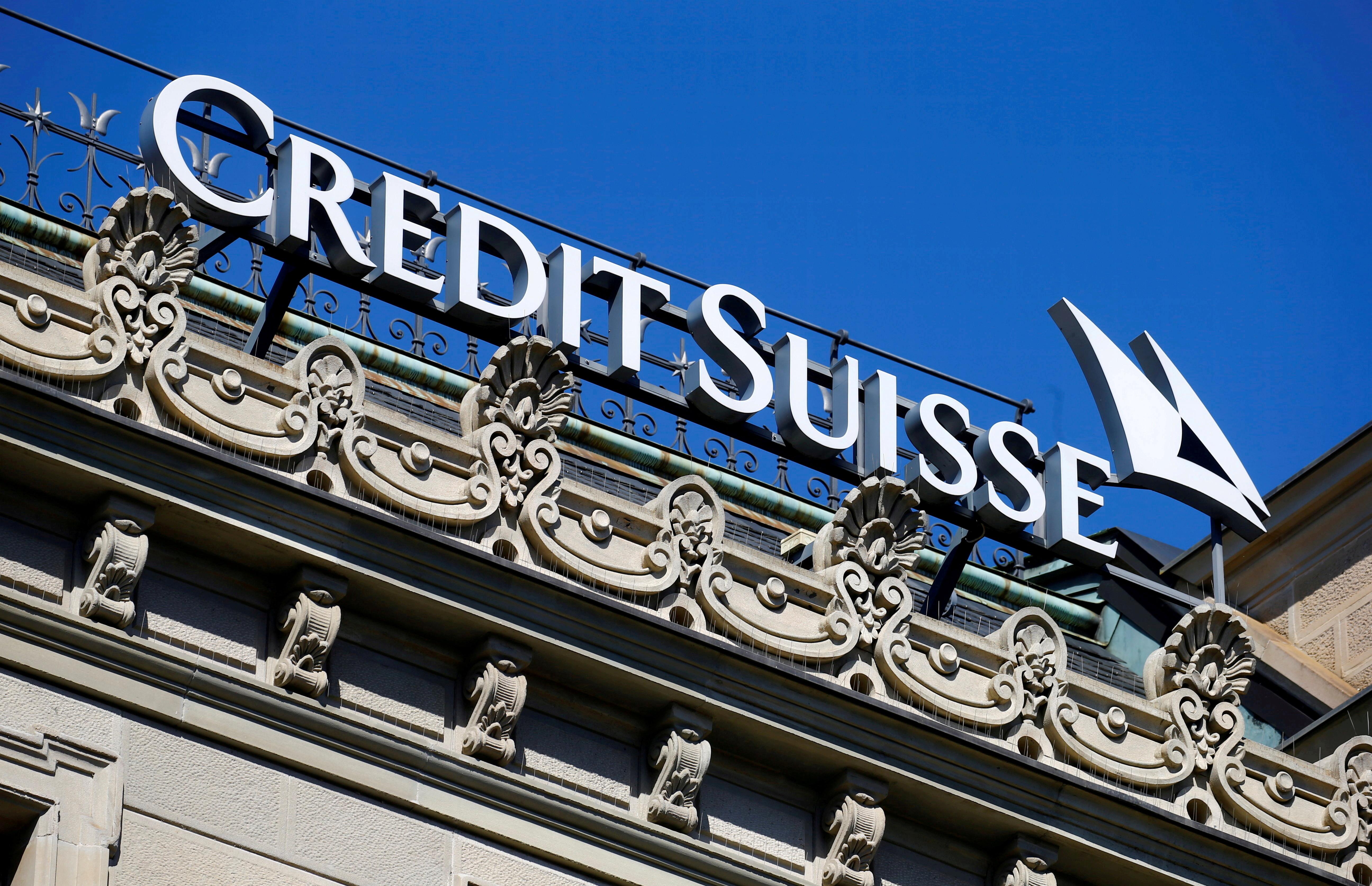 ▲Credit Suisse。(圖/路透)