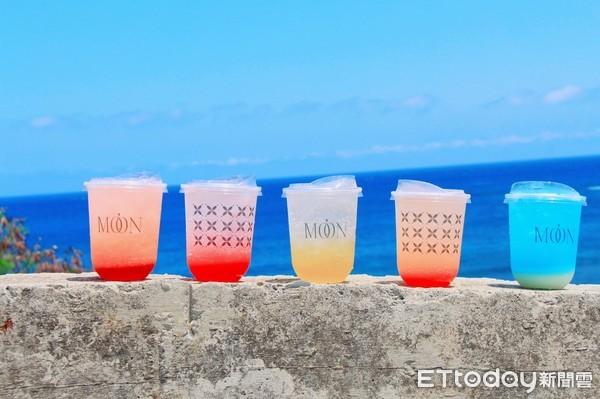 澎湖七美最新海景飲料店!漸層氣泡飲超夢幻 在白色貨櫃屋看琉璃海 | ET