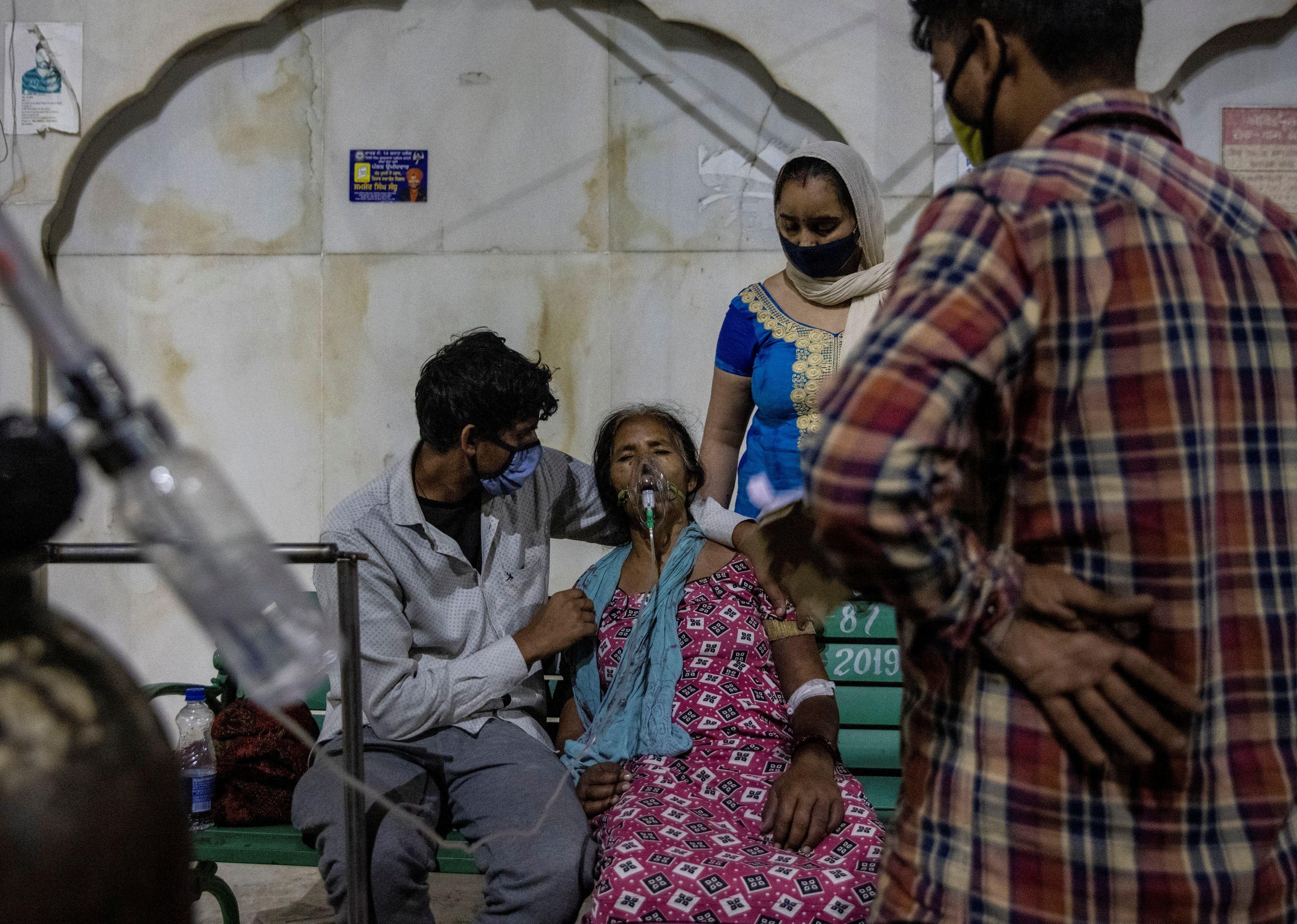 COVID-19,疫情,印度,防疫,莫迪,公共衛生,醫療資源,社區傳播