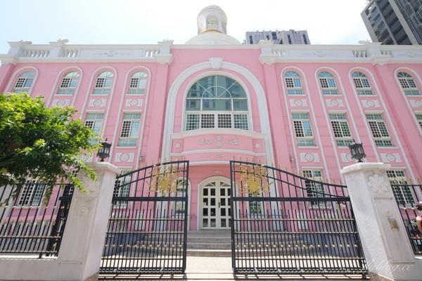 少女心大爆發!台中特色歐式城堡幼兒園 超萌粉紅外觀網美搶打卡 | ETt
