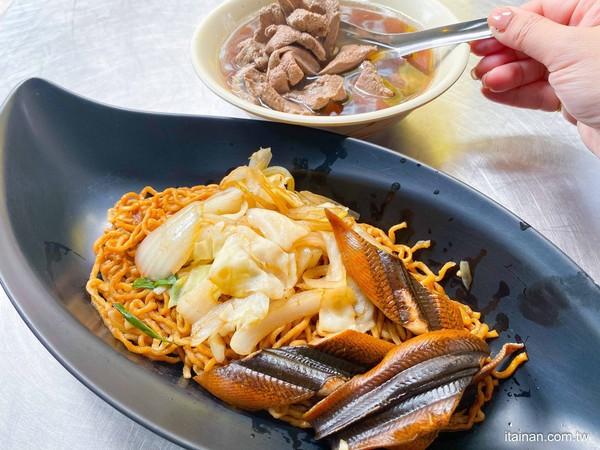 在地熟客私藏名單!台南老牌鱔魚意麵 四物豬肝湯味道清甜好順口 | ETt