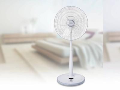 聲寶「美型電扇」才1580元!安靜降噪、7段風量 還很省電