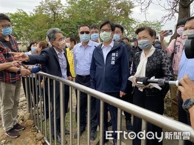 高雄新鑿水井達62口 王美花:五月底前每日新增48.3萬噸用水