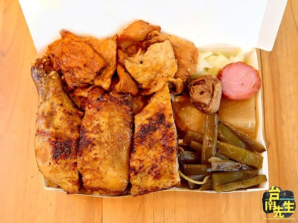秘製燒肉不乾柴!台南嚴選限量炭烤雞腿 特調日式醬汁越吃越開胃 | ETt