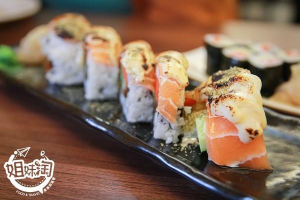 生魚片握壽司也有素食!高雄隱藏版日料 鮭魚壽司口感超逼真 | ETtod