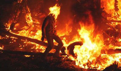 瓦倫西亞法雅祭,讓我誤以為身在地獄