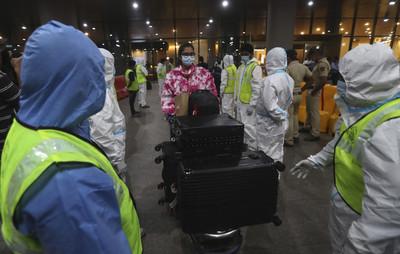 150位台人滯留印度!經濟部證實:14人染疫、1人重症