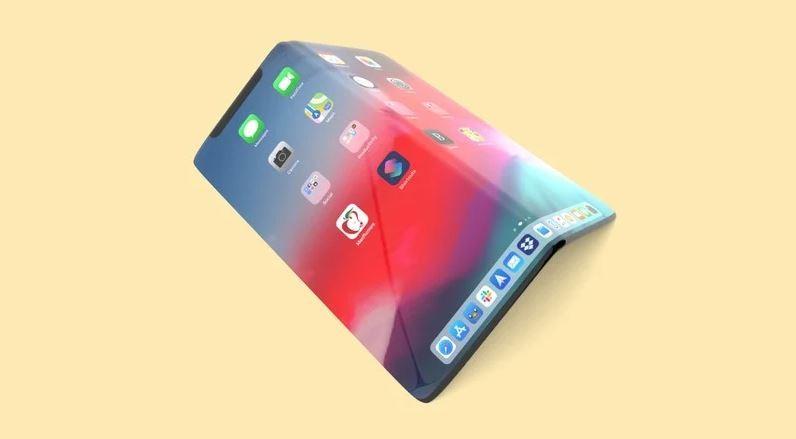 ▲蘋果2023年推折疊iPhone。(圖/取自macrumors)