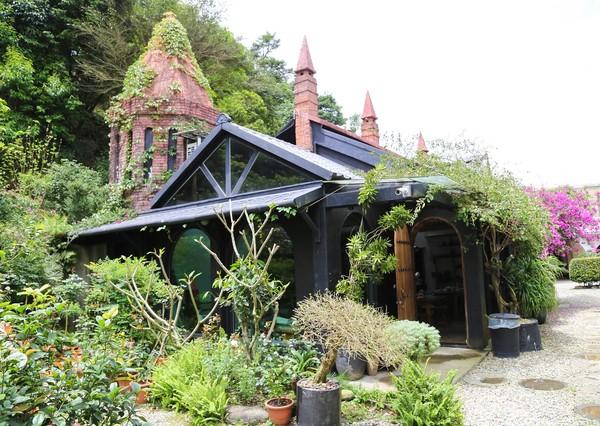 隱身基隆山區的歐式私廚!花園城堡「全預約制」如走進童話中 | ETtod
