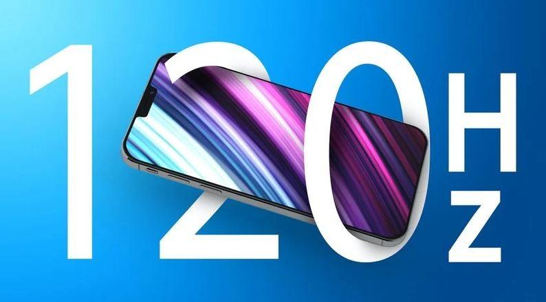 ▲三星將獨家為兩款iPhone 13 Pro機型提供120Hz螢幕。(圖/取自MacRumors)