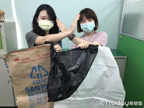 台南只能用透明垃圾袋!拒收無法辦識內容物 硬丟最重罰6000