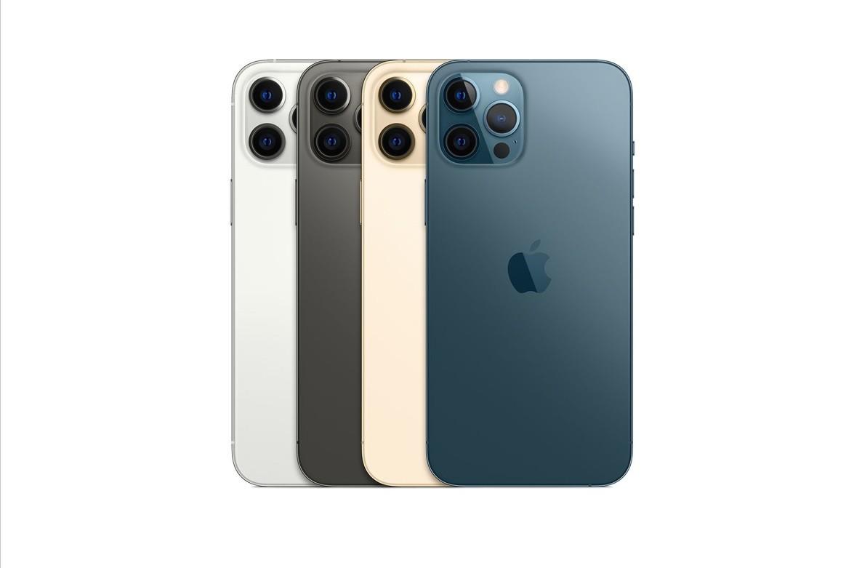 iPhone 12 Pro Max(圖/翻攝自蘋果官網)