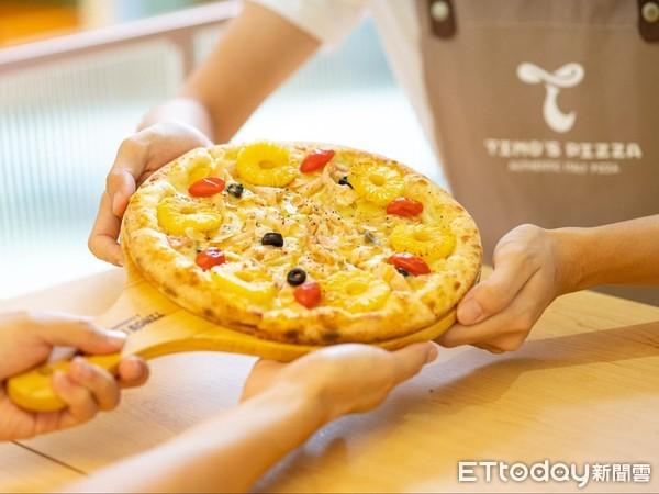 身分證「520」全中免費吃披薩 中1碼店家也請喝飲料一杯