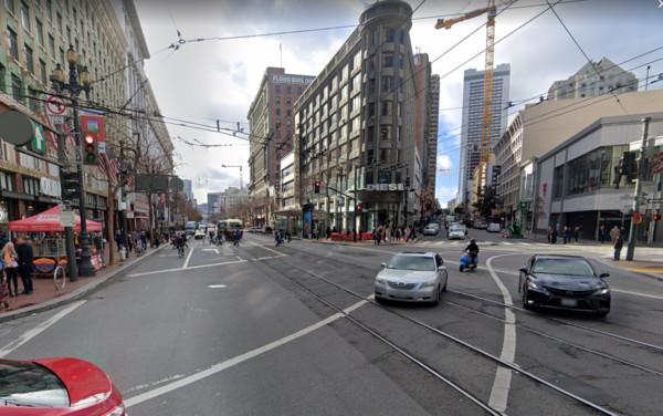 舊金山85歲亞裔阿嬤「遭刺殺」 目擊者:很大把軍刀從背後捅去