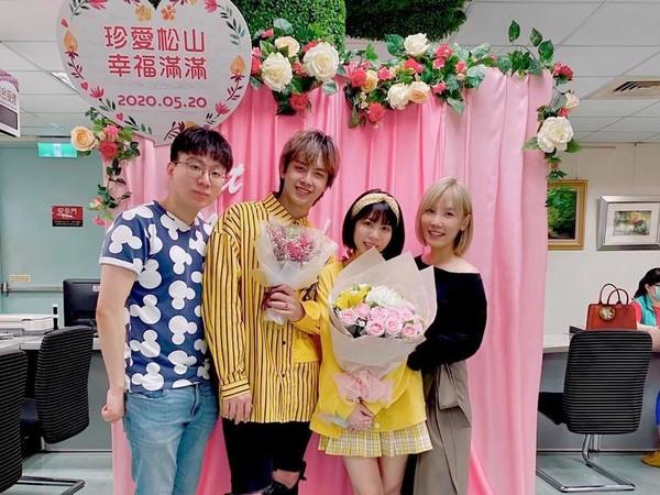 快訊/田亞霍秘婚要當爸了!「26歲生日報3喜訊」:想牽她走一輩子