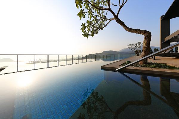 全台超適合放鬆飯店!無邊際泳池放空 房內泡湯看山、吃免費下午茶 | ET