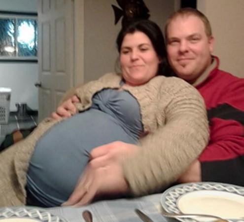 女友懷了五胞胎,九個月後才知是幻覺